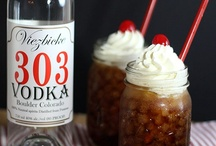 Drinks / Year-round good stuff - some alcoholic.  If you want something special for a holiday, take a look at my  Holiday Food & Drinks board.  ANY drinks for cool weather are on that board as well.
