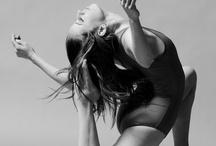 Yoga : Black and White