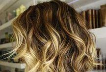hair dreams / by Amie Simon