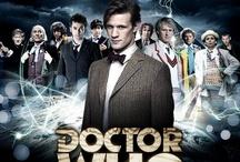 All aboard the TARDIS / by Angela Dinolfo