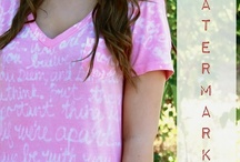 GS T-Shirt/Fabric Crafts