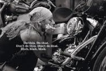 Life On A Harley... / by Tina Sarber