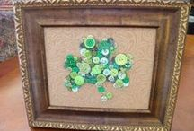 Button Love! / I love the texture and beauty of buttons!