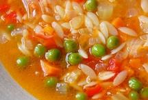 Soup & Chili Recipes / by Dana Cohen