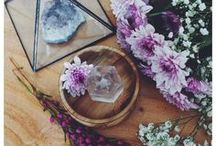 Healing Crystals / Beautiful gemstones and crystals to heal the mind, body and spirit.
