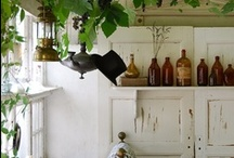 Cool spaces / Cool decorating ides for nooks and crannies in the home
