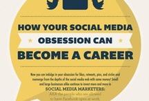 Social Media & Infographics / by Dana Cohen