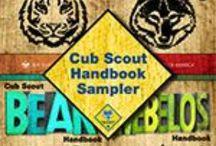 Cub Scout Stuff / by Brittney Y'Barbo