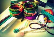 B E H I N D T H E S C E N E S / Shots from the Jewels of Saraswati table. Creating, packing, designing, dreaming.... www.jewelsofsaraswati.com