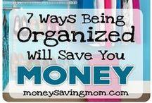 organization / by Tracy Melzer