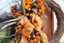 Fall Decor / by Heidi Steinert