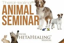 Theta Healing Animal Practitioner Training / Theta Healing Animal Practitioner Training  Learn to communicate with and heal animals  www.Theta-Healing-Training.com