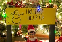 Elf On The Shelf / by Heidi Steinert