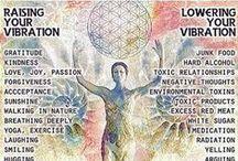 High Vibrations / Enjoy high vibrations and positivity!