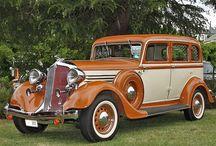 Old  cars - oldtimer