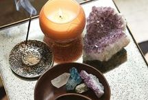 Incense / That swirling fragrance that sets our hearts afire.
