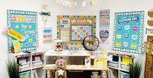 Upcycle Classroom Decor