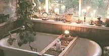 Sacred Bath Ritual / Sacred and beautiful baths to nourish, manifest and renew the Spirit.