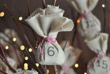 Advent calendar ideas / by Kim Roos