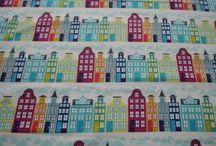 Fabrics / by Kim Roos