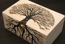 Wood burning inspiration / by Kim Roos