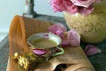 Tea and Coffee loveliness / by Rachel_Sunset