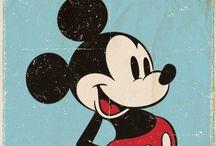 Disney / by Kayla Krapf