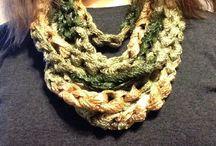 I Love Crochet!! / by Cresanna Kahrl