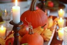 Autumn and Hallowe'en / Celebrating the Autumn season, Hallowe'en, All Saints Day and All Souls Day/Día de los Muertos, Thanksgiving  / by Rachel_Sunset