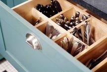 Kitchen Solutions / by Cresanna Kahrl