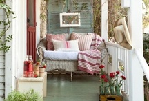 Sitting on the front porch / by Glenda Cox