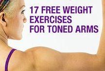 Exercise & Fitness / by Karen Reedy