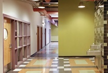 Pierpont - Interiors Commercial / by Rachel Plybon Beach * Pierpont College-Design