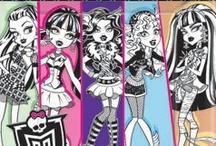 Monster High Party Ideas / Putting together a ghoulishly fun Monster High party is easier with these Monster High Party Supplies and ideas.