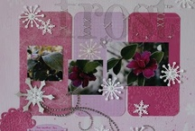 My Scrapbook Layouts / Here is a selection of layouts that I've made.
