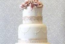 Lori's Wedding Cake / by Suzanne Martinez-Gardner