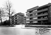 The Modern 30s home / Inspiration for Dorchester Court