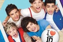 One Direction Party Ideas / SAVE up to 48% on One Direction tableware and other 1D party items. Get ready all you One Directioners out there! The 1D party supplies are now available. Check out some of them here along with several other 1D birthday party ideas!