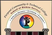 Pierpont Applied Design Events / Pierpont Community & Technical College's School of Human Services Program of Applied Design   #FashionDesign #FashionMerchandising #InteriorDesign #Design #Fairmont #WestVirginia