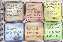 Journaling / by Cresanna Kahrl