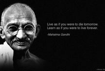 Famous People Quotes / Meaningful and lasting quotes and their authors