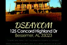 New Listings / New lsitings for DSEAYCOM, call (205 248 8373 ) or email for details.