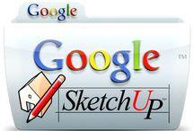 Google Sketch Up / 3d software