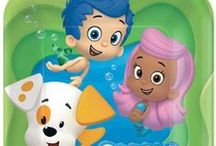 Bubble Guppies Party Ideas / Join your friends in Bubbletucky, Texas with our colorful Bubble Guppies party supplies!
