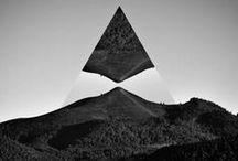 g/e/o/m/e/t/r/y / Pure #geometry. #triangle, #square, #circle.