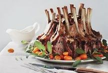 Easter Grilling / Here's something you have to realize Save the ovens for sides and pies Use the grill to make an amazing ham Or add smoke flavor to a wonderful lamb #FoodPoetry / by GrillinFools.com