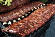 Ribs, Ribs and More Ribs / Baby backs, spares, St. Louis style or beef. Doesn't matter.