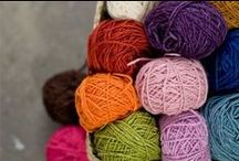 Knitting and Crochet / Inspiration for projects