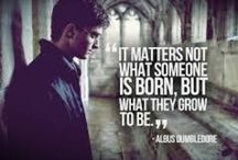 {potter} / by Kaitlyn Anne