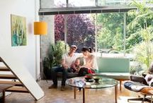 The modern home